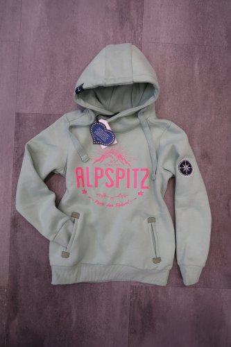 Damen Hoodie Alpspitz Bestellnummer 675 170 801