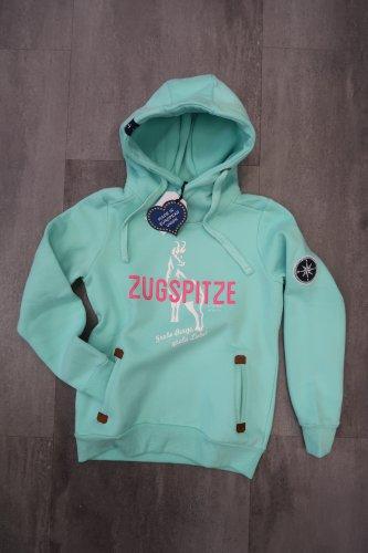 Damen Hoodie Zugspitze Bestellnummer 675 180 807