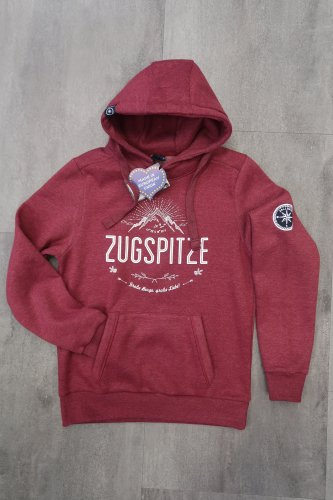 Herren Hoodie Zugspitze Bestellnummer 675 050 016